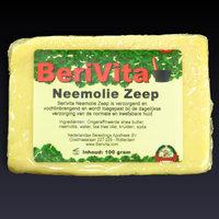 Shea Butter met Pure Neemolie Zeeptablet 100gr