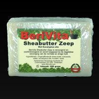 Shea Butter met Pure Eucalyptus Olie Zeeptablet 100gr