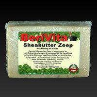 Shea Butter + Havermout & Honing Zeeptablet 100gr