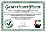 Shea Butter Zeep certificaat