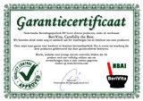 arganolie certificaat