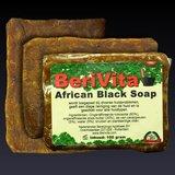 African Black Soap - Zwarte Zeep 100gr_