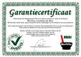 druppelfles certificaat