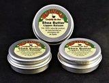 lippenzalf 3x 15gr shea butter arganolie