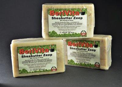 Honing met Havermout Natuurlijke Scrub Zeep - 3x100gr