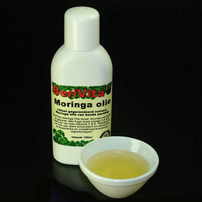 Moringa Olie Puur 100ml flacon