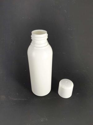 Fles 100ml en Draaidop 1 stuk - Navulbaar