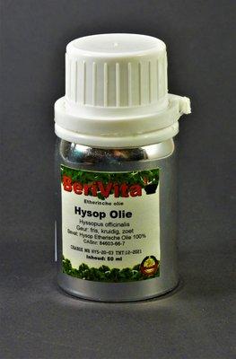 Hysop Olie 100% 50ml - Etherische Olie