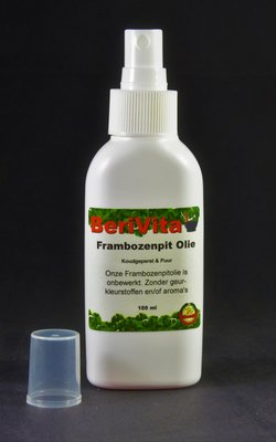 Frambozenpitolie Puur 100ml Spray