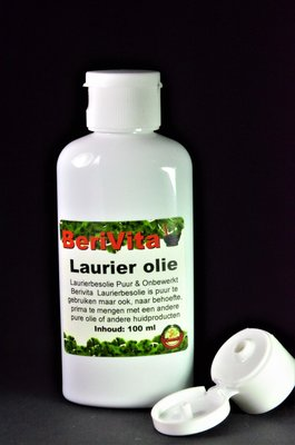 Laurierbesolie Puur 100ml flacon