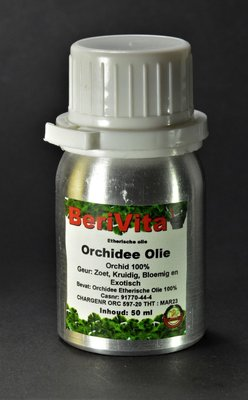 Orchidee Olie 100% 50ml - Etherische Olie