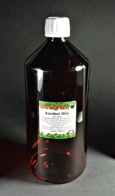Aardbeien Olie Puur Literfles