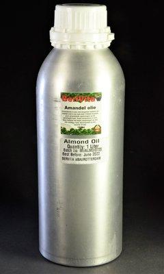 Amandelolie Puur Literfles - Sweet Almond Oil