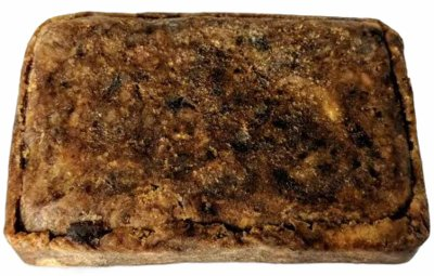 African Black Soap 100gr - Afrikaanse Zwarte Zeep