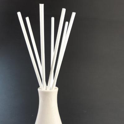 Geurstokjes 50st Wit 20cm Navulling - Fiber