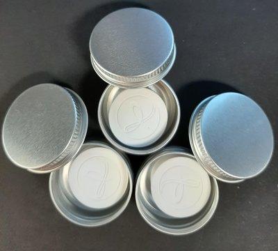 3x Geurstenen Etherische Olie - Aromastenen in blikjes