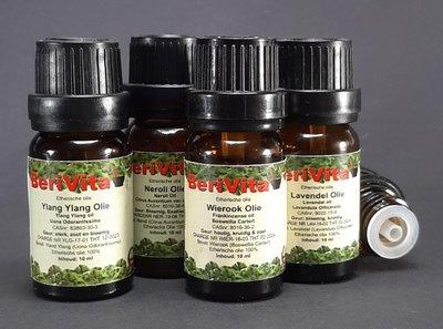 Slapen Olie 4x10ml Etherische Olie Set - Lavendelolie 10ml, Neroli Olie 10ml, Wierookolie 10ml en Ylang Ylang Olie 10ml - Essentiële Olie Set
