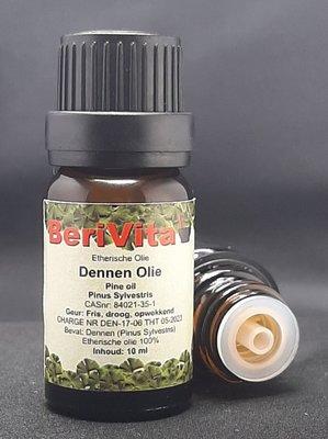 Dennenolie 100% 10ml Druppelfles - Etherische Olie - Pine Oil