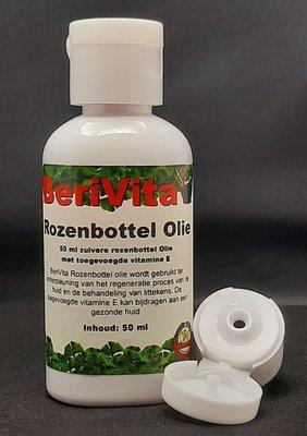 Rozenbottelolie Puur 50ml flacon - Rosehip Oil