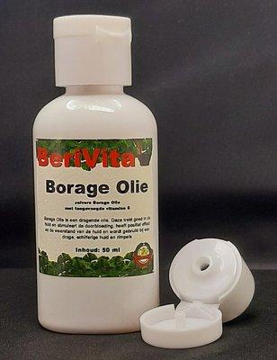 Borage - Bernagie Olie Puur 50ml