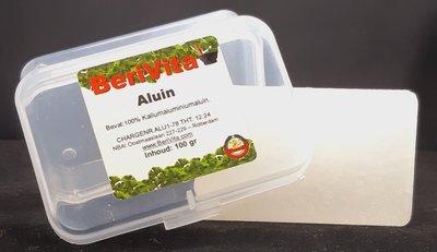 Aluinblok 100gr - 100% Puur Aluin met bakje