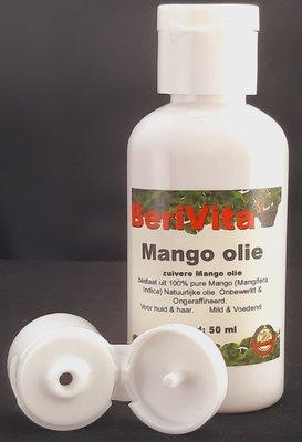 Mango Olie Puur 50ml flacon