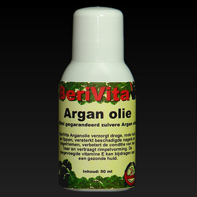 Arganolie Puur 50ml flacon