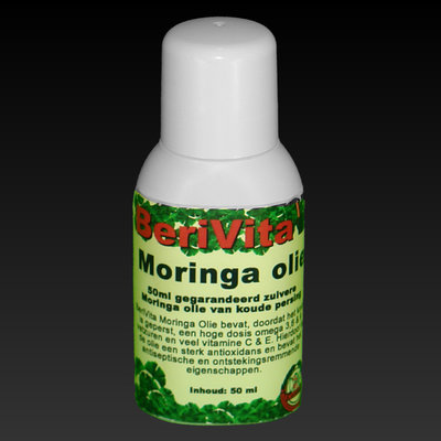 Moringa Olie Puur 50ml flacon