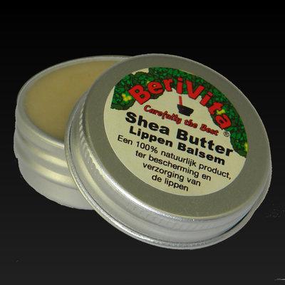 Lippenzalf Shea Butter 15gr | Blikje