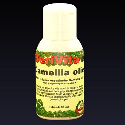 Camellia Olie Puur 50ml flacon