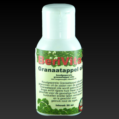 Granaatappelolie Puur 50ml