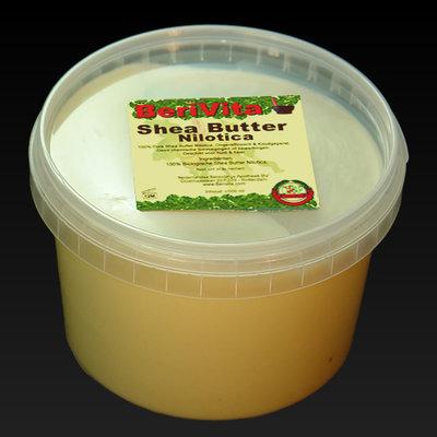 Shea Butter Nilotica Puur 500ml | Zachte Butter