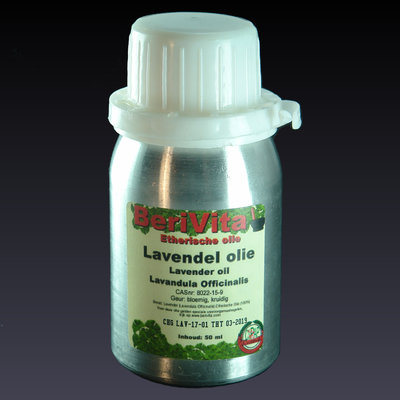 Lavendelolie 100% 50ml - Etherische Olie