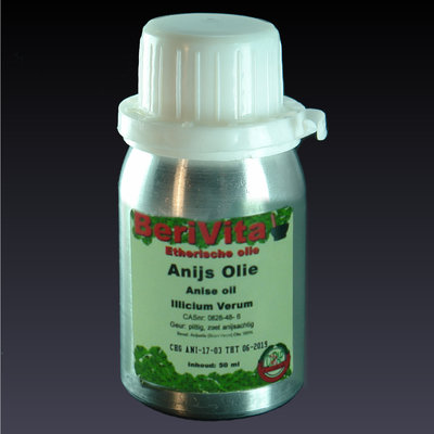 Anijsolie 100% 50ml - Etherische Olie