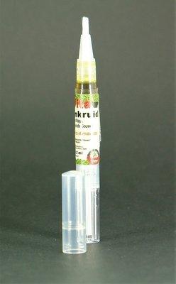Anti-Wrat Pen Wrattenkruid (Stinkende Gouwe) | Pen + Kwastje