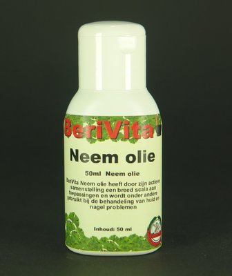 Neemolie Puur 50ml flacon