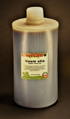 Neemolie Puur 1 liter | Voordeelfles