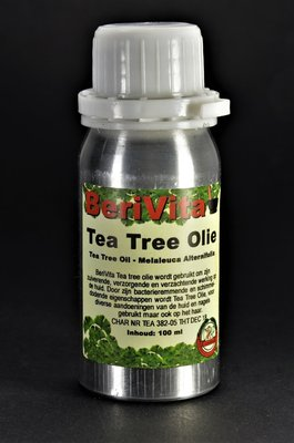 Tea Tree Olie 100% 100ml - Etherische Olie