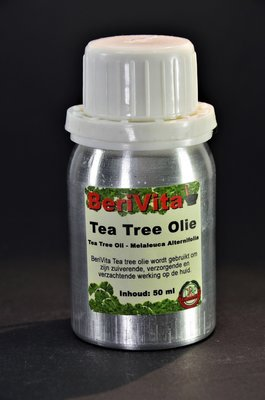 Tea Tree Olie 100% 50ml - Etherische Olie