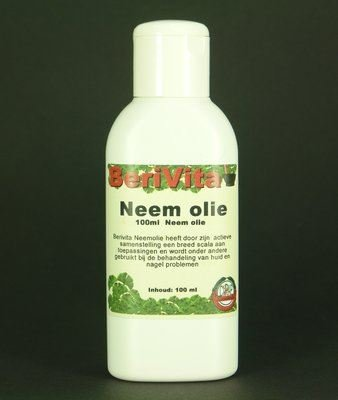 Neemolie Puur 100ml flacon