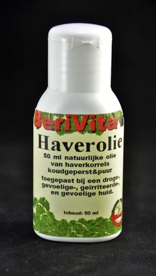 Haverolie Puur 50ml flacon