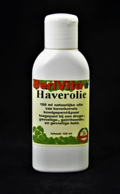 Haverolie Puur 100ml flacon