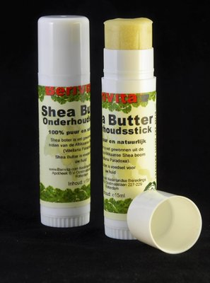 Shea Butter Puur 15ml Stick