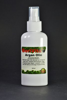 Arganolie Puur 100ml | Spray