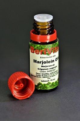 Marjolein Olie 10ml Druppelfles - Etherische Olie