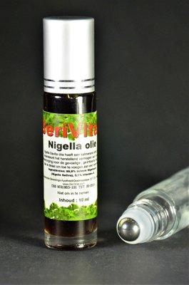 Nigella Olie Puur 10ml - Rollerfles