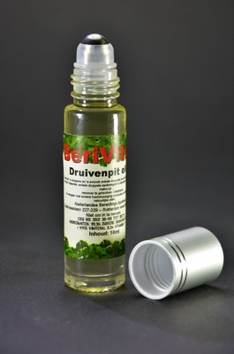 Druivenpitolie Puur 10ml Roller - Grape Seed Oil