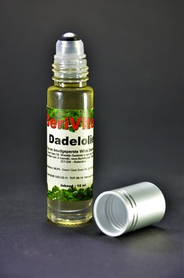 Dadelolie Puur 10ml - Roller