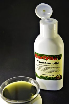 Tamanu Olie Puur 100ml flacon