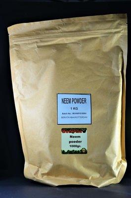 Neemblad Poeder 100% Zuiver | 1kg